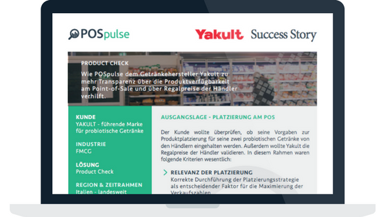 Preview POSpulse Case Study Product Check