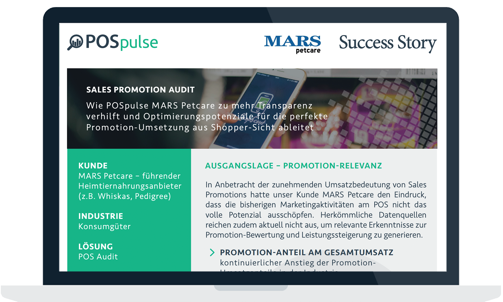 Success Story_Promotion Audit_Mars